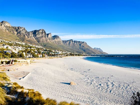 Combine beach and city breaks in Cape Town