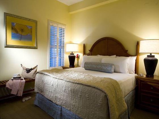 Captiva Villa Bedroom