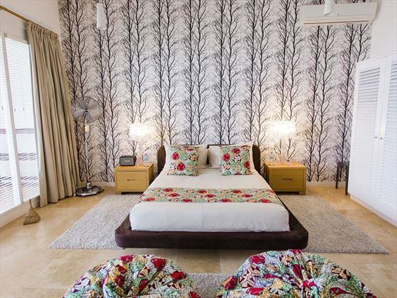 Casa Blanca bedroom