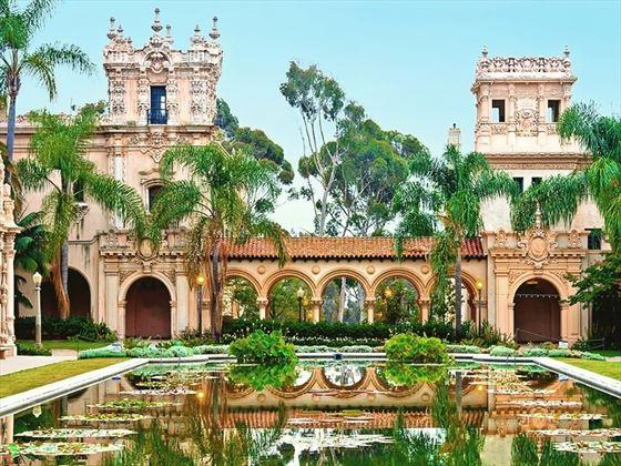 Casa de Balboa, Balboa Park, San Diego
