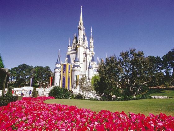 Spend a day or two at Walt Disney World Resort