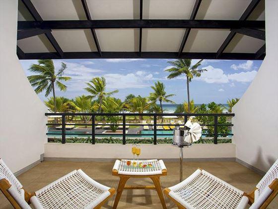 Deluxe Ocean View balcony