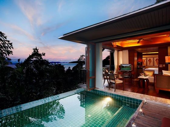 Centara Grand Beach Resort Krabi One Bedroom Pool Villa