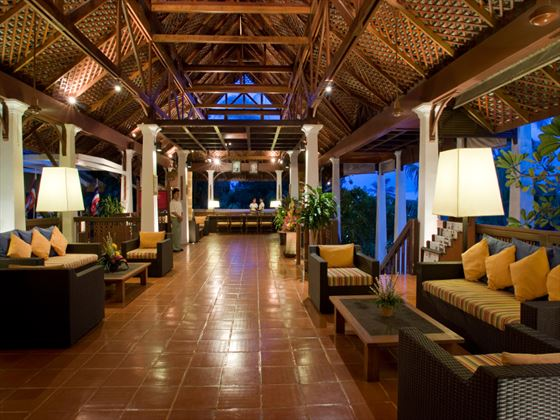 Centara Villas Samui lobby