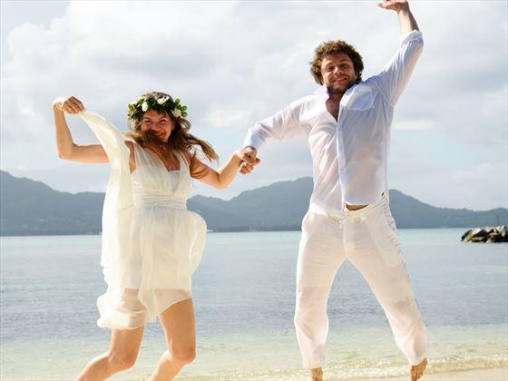 Weddings at Cerf Island Resort
