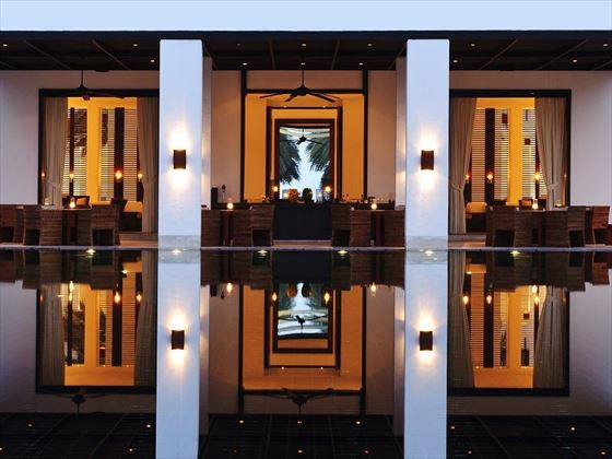 The Chedi - Oman: The Serai Pool Cabana
