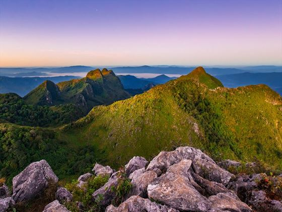 Chiang Dao Mountains, Chiang Mai Province