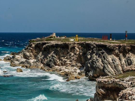 Isla Mujeres coastline