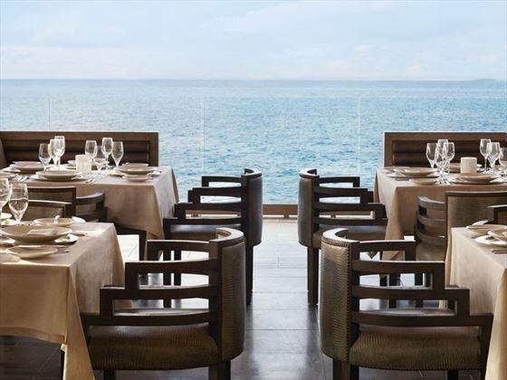 Coba restaurant at Viceroy Anguilla
