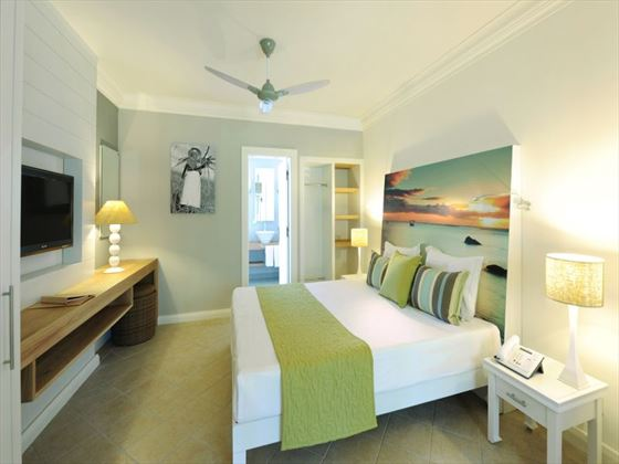 Comfort room at Veranda Grand Baie