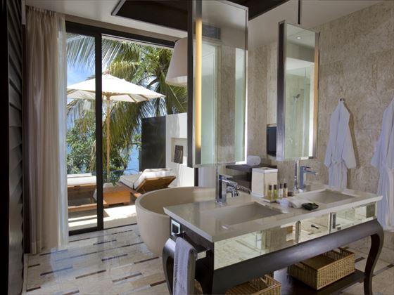 Conrad Koh Samui Oceanview Pool Villa bathroom