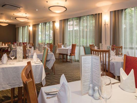 Copthorne Hotel Auckland restaurant