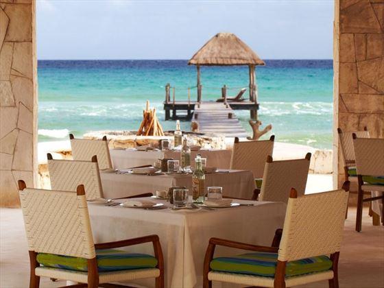 Coral Grill at Viceroy Riviera Maya