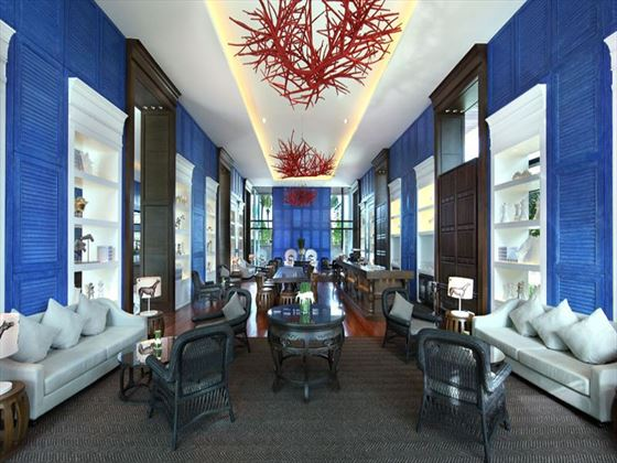 Coral Lounge at Amari hua Hin