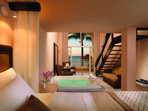 Cozumel Palace Loft Suite
