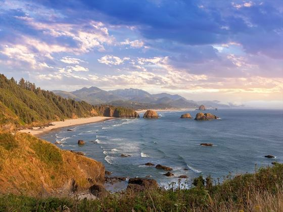 Crescent Beach, Ecola State Park, Oregon