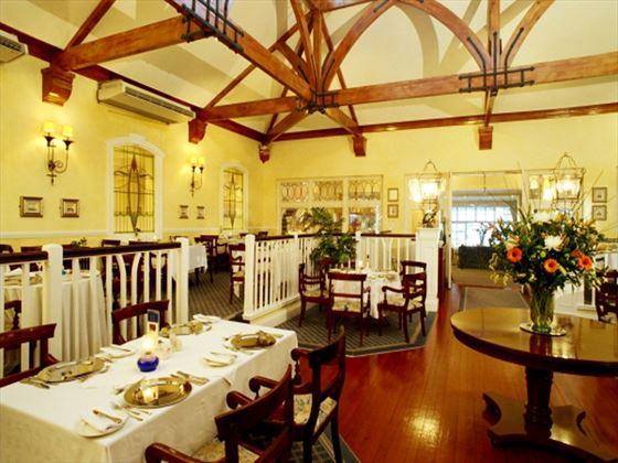 Crest Restaurant at The Beach Hotel