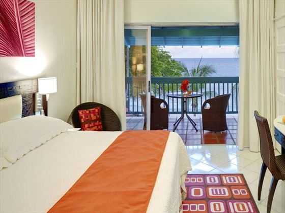 Crystal Cove by Elegant Hotels Ocean View Room