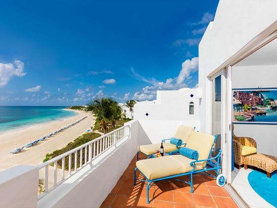 Beachfront One Bedroom Suite