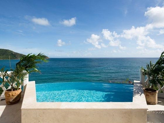 Terrace Suite plunge pool