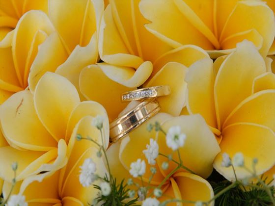 Weddings at the Bali Mandira Beach Resort & Spa weddings