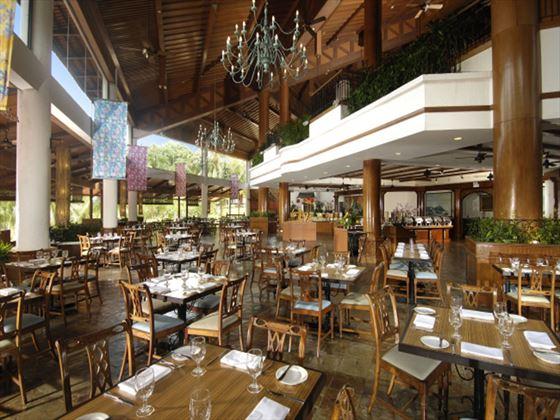 Dayang cafe at Berjaya Langkawi Resort