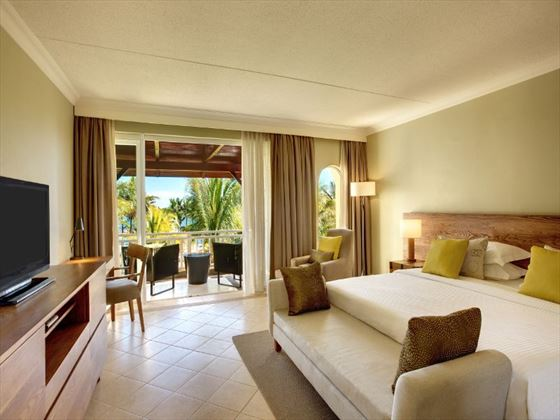Deluxe Sea View at Outrigger Mauritius Resort