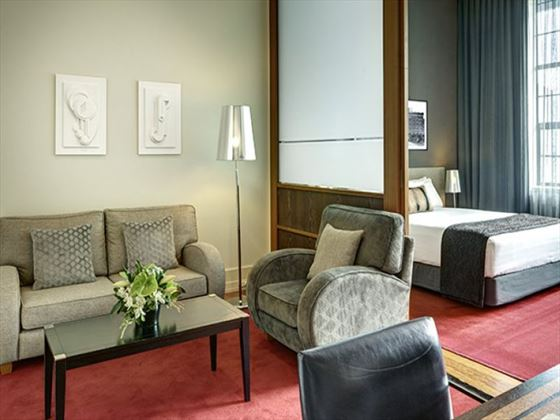 Deluxe Suite at Heritage Hotel