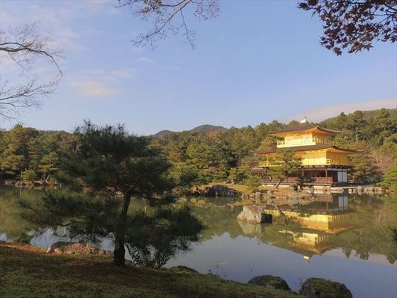 Desination Asia, Kinkakuji (Golden Pavilion)