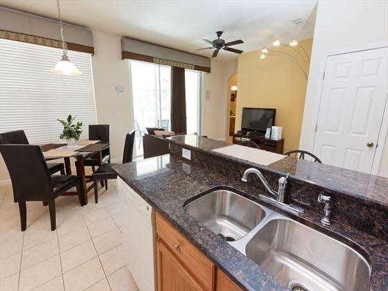 Disney Area Executive Plus Homes Kitchen