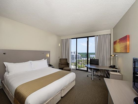 Double Double King Guestroom