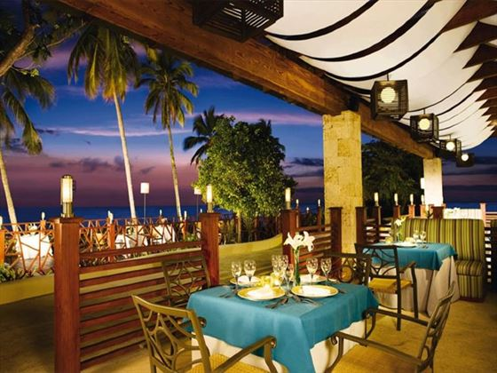 Dreams La Romana gourmet restaurant