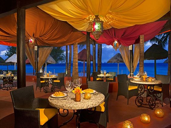 Dreams Sands Cancun Olio restaurant
