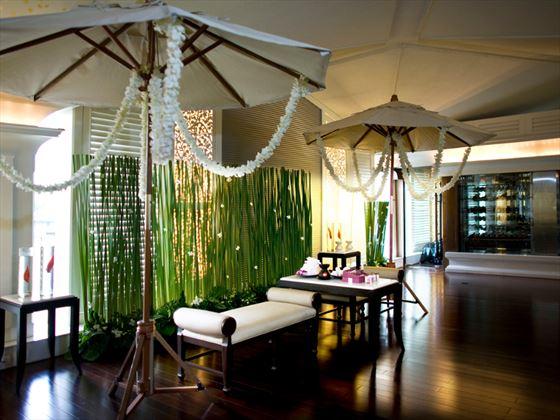 Dusit Thani Bangkok spa