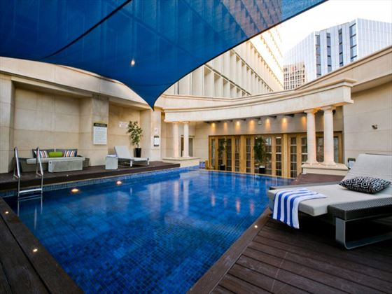 Duxton Hotel Perth pool