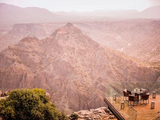 Anantara Al Jabal Al Akhdar Resort Dining