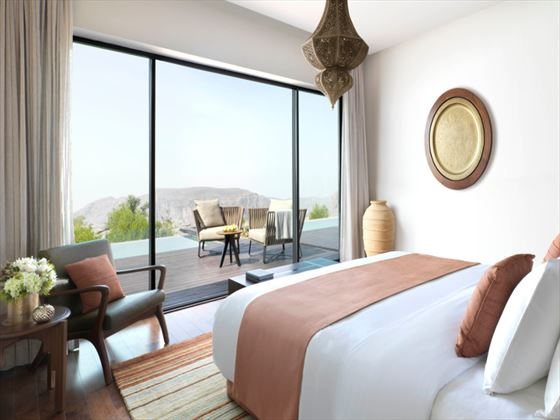 Anantara Al Jabal Al Akhdar Resort One Bedroom Cliff Pool Villa