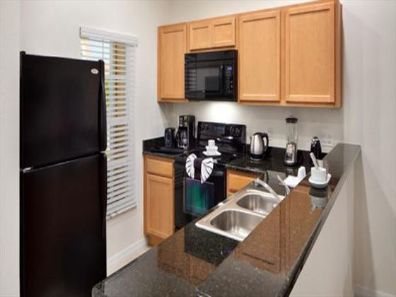 CLC Encantada typical kitchen