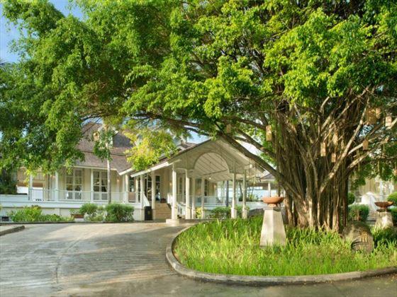 Banyan Tree Seychelles exterior