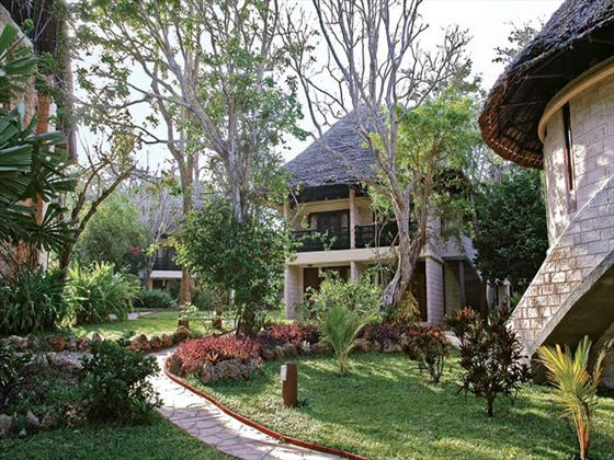 Exterior view of Baobab Beach Resort