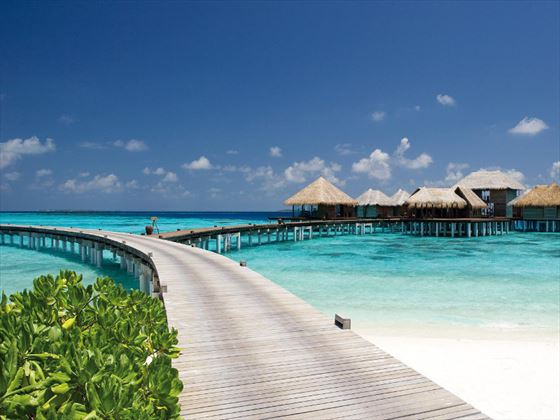 Exterior view of Coco Bodu Hithi