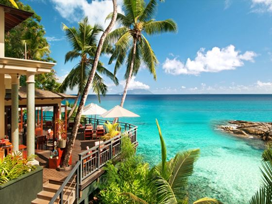 Exterior view of Hilton Seychelles Northolme Resort & Spa