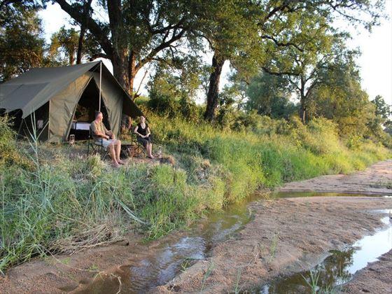 Exterior view of Jock Safari Lodge