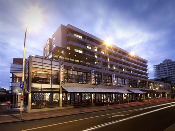 Exterior view of Novotel Sydney Manly Pacific
