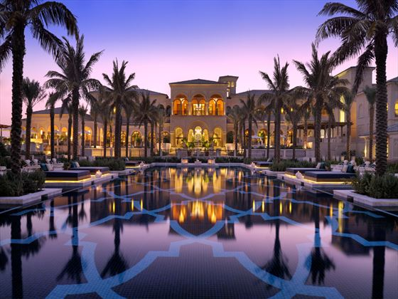 Exterior view of One&Only The Palm