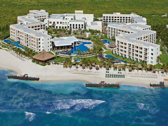 Exterior view of Secrets Silversands Riviera Cancun