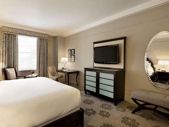 Fairmont Hotel Vancouver, Fairmont King Room