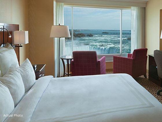 Niagara Falls Marriott Fallsview Hotel Spa Niagara Falls Ontario