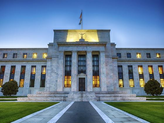 Federal Reserve Building, Washington D.C.