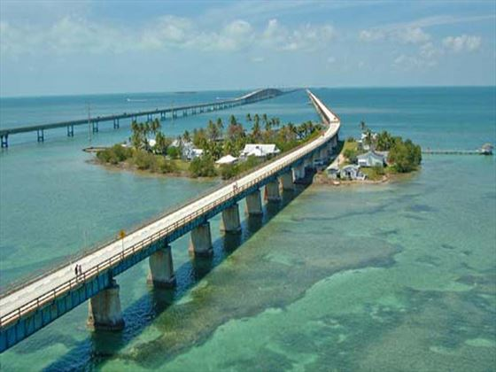 The amazing drive down US1 highway to the Florida Keys